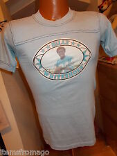 1978 Billy WHITESHOES Johnson Vintage HOUSTON OILERS Shirt Youth Large Football