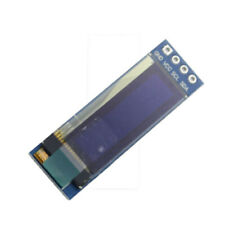 "0.91 inch 128x32 I2C IIC Serial  OLED Display Module 0.91"" SSD1306 LCD Screen"