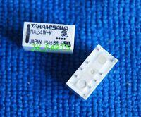 RELAY Takamisawa 5VDC  2A DPDT NA-5W-K ; NA5W-K RELE NA5WK