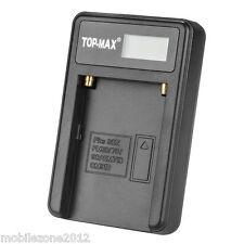 Fotocamera Caricabatteria & SLB-10A Cavo USB Samsung P800 P1000 M100 M110 NV9 TL9