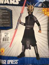 Star Wars Savage Opress Costume Child M(8-10)