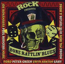 Various-Blues & Gospel CD album Bone Rattlin' Blues Bonamassa Peter Green New/Sd