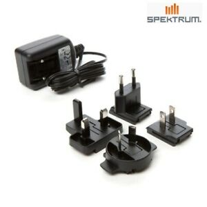 Neuf Spektrum International Et Domestique AC Adaptateur / Chargeur DX7 DX8 DX9