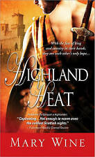 Highland Heat by Mary Wine (Paperback, 2011)