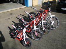 2018 OSET KIDS ELECTRIC TRIALS BIKES ***IN STOCK*** READY FOR IMMEDIATE SALE.