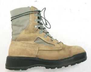 Belleville Boots Womens 9 RF Sage Green Tan Gore-Tex Combat Certified Fly FAFTW