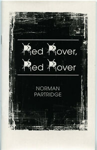 RED ROVER, RED ROVER • Norman Partridge • Subterranean Chapbook • 2010
