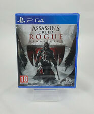 Jeu Assassin's Creed Rogue Remastered PS4