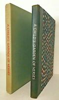A Child's Garden of Verses by Robert L. Stevenson Limited Club Edition 1944 #161