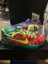 Nike Kobe 8 VIII What The Kobe 635438-800 sz 11.5 dunk sb 1 3 4 5 6 prelude 7 9