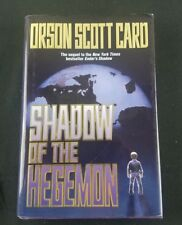 Shadow of the Hegemon by Orson Scott Card (2001, HC / First Edition / TOR Books)