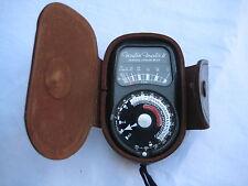 1946 Weston Master II Universal Exposure Meter Model 735