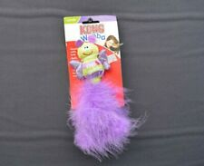 KONG WUBBA CATNIP BELL NOISE TOY FOR CATS BRAND NEW WITH TAGS