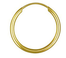 20MM Mens 9ct Gold Sleeper