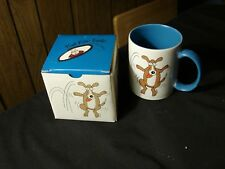 "One Far Side Mug NOS 1985 Gary Larson - ""Cat Fud, Oh Please"" W/Box  Vintage"