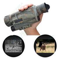 Night Vision Camera Goggles Monocular IR Security Surveillance Gen Hunting B28C