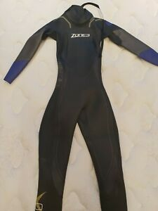 Zone 3 Aspire Women Wetsuit Small Tall ST Zone3