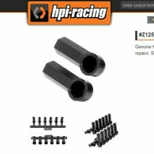 R/C HPI Racing Spares Shock Parts Ball Cup Set Metric Z125 HPI Nitro RS4 Sprint