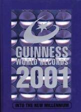 GUINESS WORLD RECORDS 2001-HARDBACK