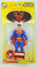 SUPERMAN / BATMAN PUBLIC ENEMIES Figure SUPERMAN Man Of Steel 2005 DC Direct MOC