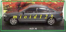 1/43 - AUDI A6 3.0 TDI - Grigio Scuro Met. - Die-cast Edison Giocattoli