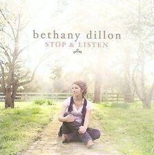 Stop & Listen - Bethany Dillon (CD, 2009, Sparrow Records) - FREE SHIPPING