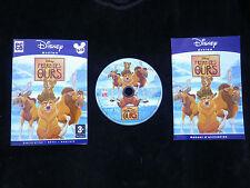 JEU PC CD-ROM : Disney Action FRERE DES OURS (enfants, envoi suivi)