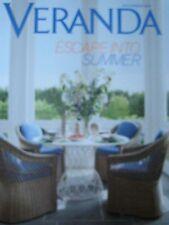 VERANDA Vicente Wolf Nantucket Seaside House French Countryside Retreat Virginia