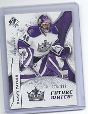 08-09 2008-09 SP AUTHENTIC DANNY TAYLOR FUTURE WATCH RC ROOKIE /999 223 KINGS