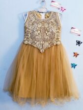 Babies Formal Maxi Style Wedding Girl Formal Party Wear