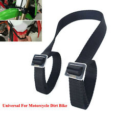 Universal Motorcycle Rescue Strap Pull Belt Tow Rope Accessories Dirt Bike Parts