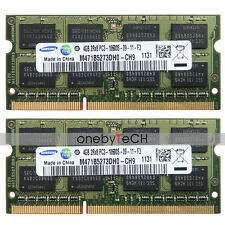 """8GB (2x4GB) PC3-10600 DDR3-1333 Memory For MacBook Pro 13"""" Early/Late 2011 A1278"""