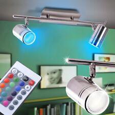 RGB LED Iluminación de pared conmutable Luz Techo regulable Lámpara,Foco Big Luz