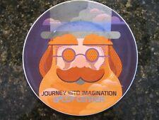 "Walt Disney Parks, NEW 7"" Ceramic Plate, Epcot Center, Imagination, Dreamfinder"