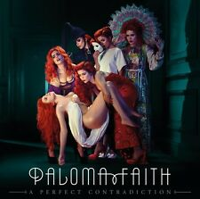 Perfect Contradiction: Deluxe Edition - Paloma Faith (2014, CD NEUF)