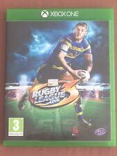Liga de Rugby Live 3 XBox One 1