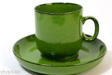 !!! Thomas Scandic grün KaffeeTasse 2tlg Keramik !!!!