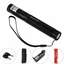532nm Green Laser Pointer Light Lazer Beam High Power 5mw 18650 Charger Holster