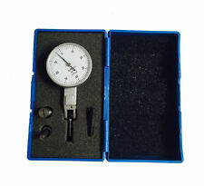 RDGTOOLS PRECISION FINGER CLOCK JEWELED METRIC 0.8MM MEASURING LARGE FACE