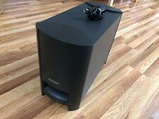 New listing Bose Ps 321 Series Ii Acoustimass Subwoofer 3-2-1 w/ Power Cord Tested Working