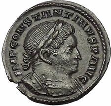 Constantine I the Great Ancient Roman Coin London mint Sol Sun God Cult  i53324