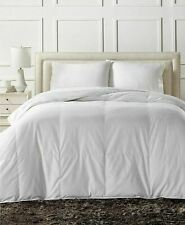 Charter Club European White Down HEAVYWEIGHT KING Comforter NEW