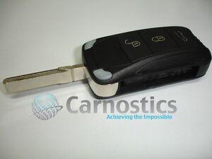 Porsche Cayenne 3 Button Key Key FOB Programming up to 2008