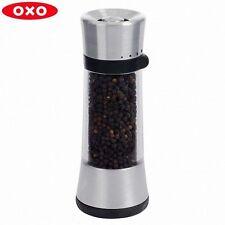 Stainless Steel OXO Salt & Pepper