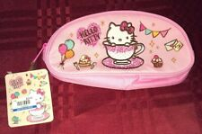 Hello Kitty Pencil Case Cosmetic Makeup Pouch New Party Theme New