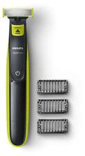 Philips QP 2520/20 OneBlade Akku Haar- und Barttrimmer mit 3 Trimmeraufsätze NEU