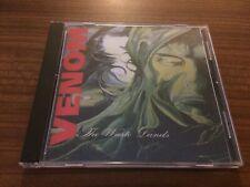 VENOM The Waste Lands CD 1992 RARE UK 1st Press CDFLAG 72