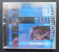 RARE DUAL DISC CD DVD TAJ MAHAL LIVE AT RONNIE SCOTT'S NEW / SEALED 5.1 SURROUND