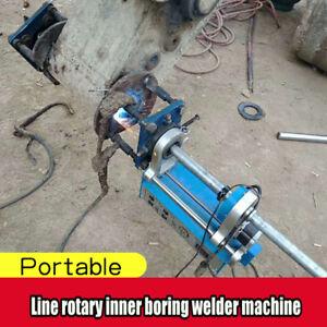 Auto Line Boring Welder Machine Engineering mechanical inner bore welding Tools