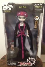 Begoth Doll . 'Gloria Phobia ' Series 8 Silver Screen Edition . Bleeding Edge .